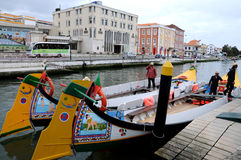 Aveiro Royalty Free Stock Photos