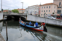 Aveiro Royalty Free Stock Image