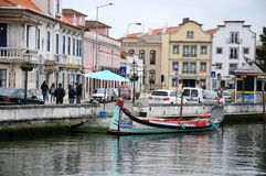 Aveiro royalty free stock photo