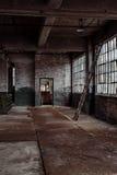 Avelã-Atlas Vidro Empresa - rodando, West Virginia Imagem de Stock Royalty Free