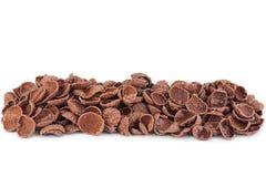 Avenas del cacao aisladas imagen de archivo libre de regalías
