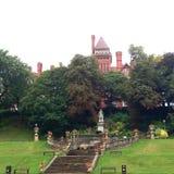 Avenham parka widok Zdjęcia Stock