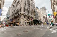 5a avenida Imagem de Stock Royalty Free