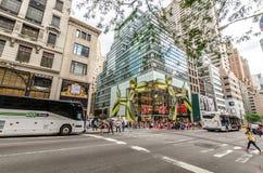 5a avenida Imagem de Stock