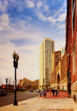 Avenida atlântica Fotografia de Stock Royalty Free