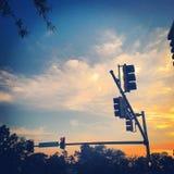 Avenida da amizade Fotografia de Stock Royalty Free