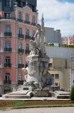 Avenida DA Liberdade (Liberty Avenue) Lisboa, Portugal Fotografía de archivo libre de regalías
