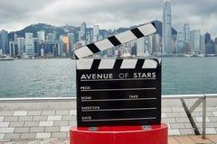 A avenida das estrelas Fotos de Stock Royalty Free