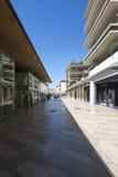 Avenida de Giuseppe Verdi, Aix-en-Provence, França Foto de Stock Royalty Free