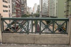 Avenida de 9 Julho Fotografía de archivo