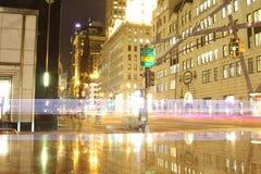 Avenida de New York 5a Fotografia de Stock