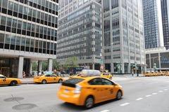 Avenida de New York 6a Fotografia de Stock