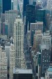 Avenida de NYC 5to Imágenes de archivo libres de regalías
