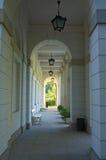 Avenida de piedra fotografía de archivo libre de regalías