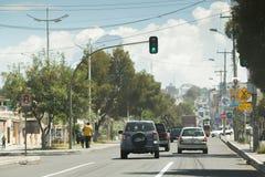 Avenida Del Rey Royalty Free Stock Photo