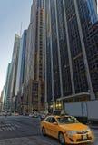 Avenida 1185 dos Americas Fotos de Stock Royalty Free