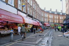 Avenida elétrica, Brixton Imagem de Stock Royalty Free