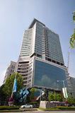 Avenida olímpica em Seoul Imagens de Stock