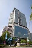 Avenida olímpica en Seul Imagenes de archivo