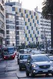 Avenidajachthaven, Vina del Mar Stock Afbeeldingen