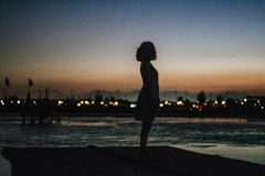 Avenir des rêves de Tamara photos libres de droits