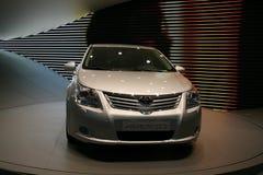 avensis Toyota Obraz Stock