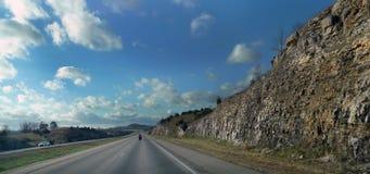 Aventura da estrada de Missouri do sudoeste Imagens de Stock
