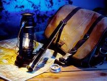 Aventura da noite Imagens de Stock Royalty Free