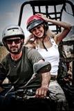 Aventura de ATV Fotos de Stock