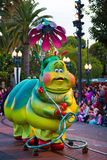 Aventura de Califórnia da parada de Disney Pixar Fotos de Stock