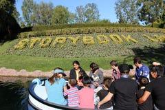 Aventura de Disneylândia Fotografia de Stock Royalty Free