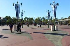 Aventura de Disneylândia Imagem de Stock