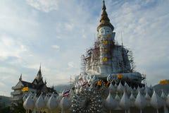 Aventura de la cascada en Tailandia Foto de archivo libre de regalías
