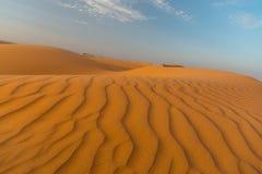 Aventura del desierto Imagen de archivo libre de regalías