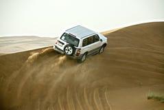 Aventura do deserto Imagens de Stock