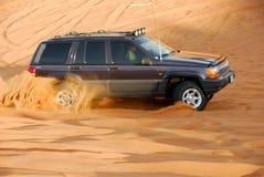Aventura do deserto Foto de Stock