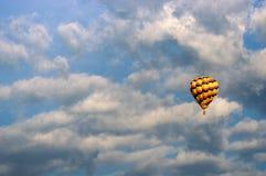 Aventura en el cielo imagenes de archivo