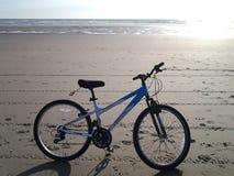 Aventura en la playa Foto de archivo libre de regalías