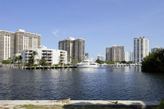 Aventura Florida Stock Images