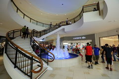 Aventura Mall Florida Royalty Free Stock Images