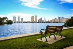 Aventura, Miami, Florida lizenzfreies stockfoto