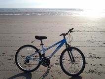 Aventura na praia Foto de Stock Royalty Free