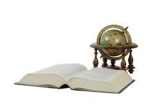 Aventuras na leitura Fotografia de Stock Royalty Free