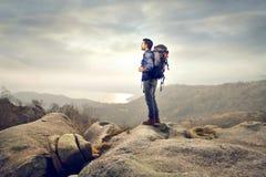 Aventure Photographie stock libre de droits