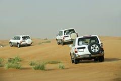 aventure de désert Photo libre de droits