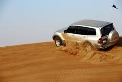 Aventure de désert Images libres de droits