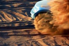 Aventure de désert Photo stock