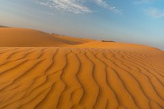 Aventure de désert image libre de droits