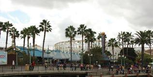 Aventure de Disneyland Image stock