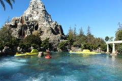 Aventure de Disneyland Photos libres de droits